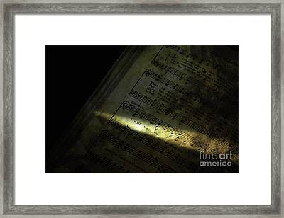 I Will Meet You Framed Print by Michael Eingle