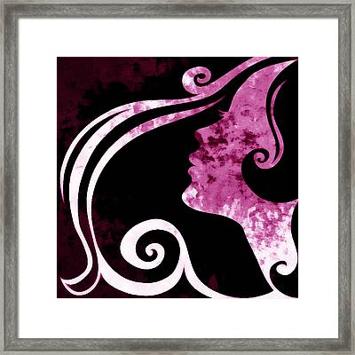 I Will Wait For You 1 Framed Print by Angelina Vick
