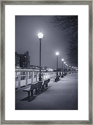 I Wonder As I Wander Framed Print
