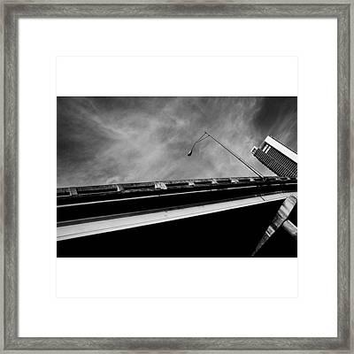 I95 & Marquis Residences Bldg. - Miami Framed Print