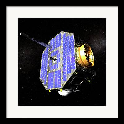 Interstellar Medium Framed Prints