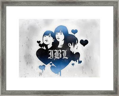 IBL Framed Print by Vanessa Baladad