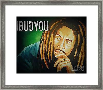 Ibudyou Framed Print by John Malone