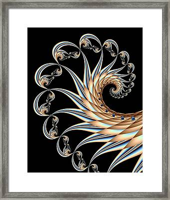 Icarus Framed Print by Kevin Trow