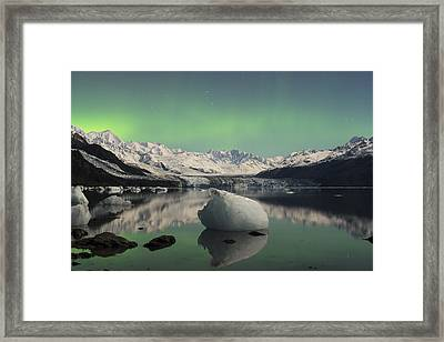 Ice Age Framed Print