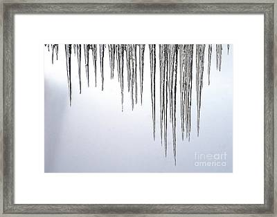 Ice Cycles Framed Print by Paul W Faust -  Impressions of Light