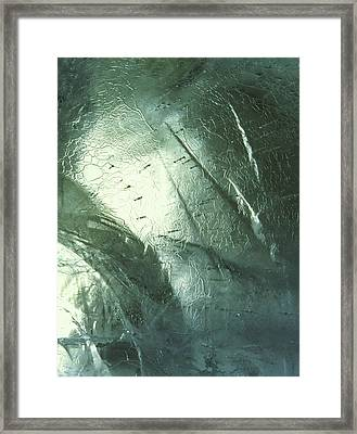 Ice Hotel Wall Framed Print by Dan Tobin Smith/science Photo Library