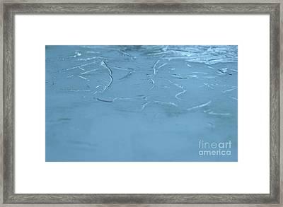 Icebreaker Framed Print