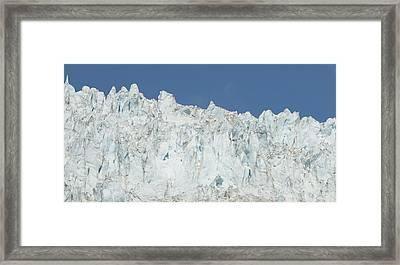 Icefield Framed Print