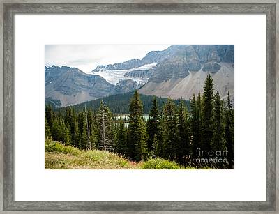 Icefields Parkway 2.0590 Framed Print by Stephen Parker