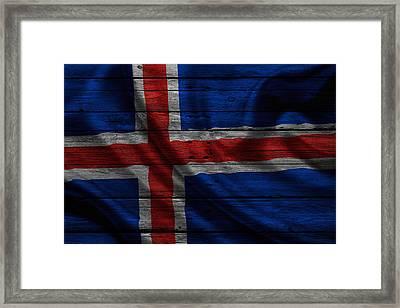 Iceland Framed Print by Joe Hamilton
