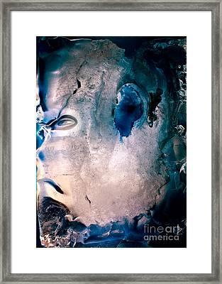 Iceman Framed Print by Petros Yiannakas