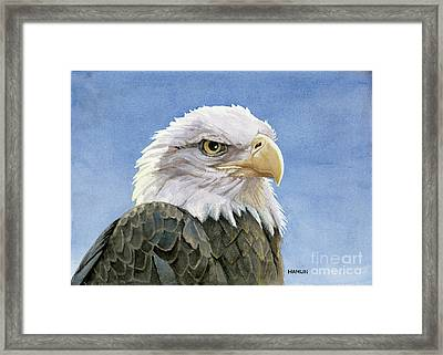 Icon Framed Print by Steve Hamlin