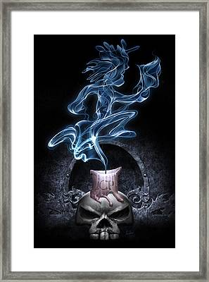 Icp Smoked Framed Print by Tom Wood