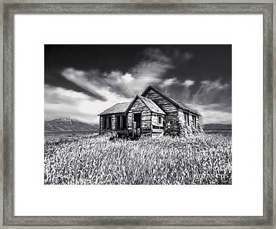 Idaho Framed Print by Gregory Dyer
