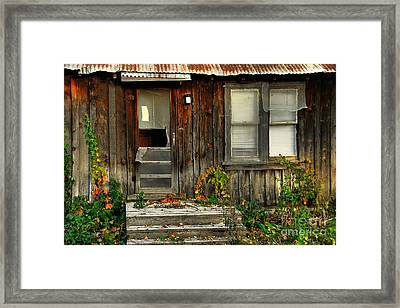 Idaho Retirement Estates Framed Print