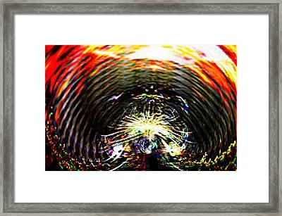 Idea  For Goldilockszone Earth Framed Print