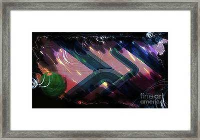 IDK Framed Print by Jose Benavides