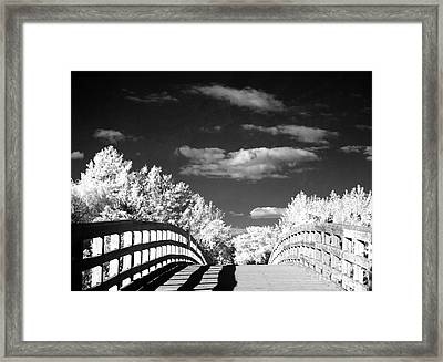 If 5 Framed Print by Alan Russo