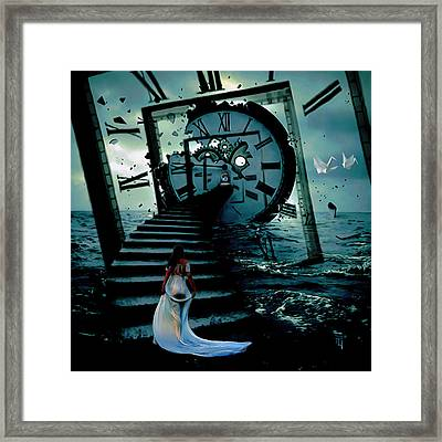 If I Could Go Back In Time Framed Print