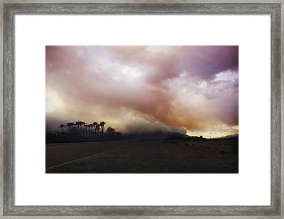 If I Let You Down Framed Print by Laurie Search