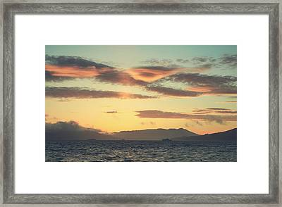 If My Dreams Could Come True Framed Print