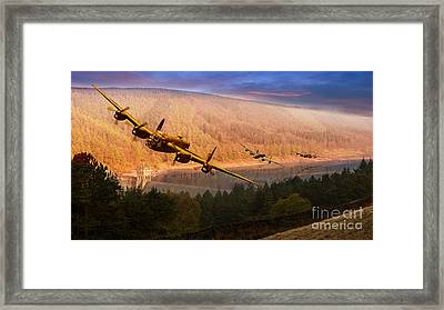 If Only Framed Print by Nigel Hatton