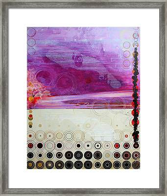 If/only Framed Print by Sandra Cohen