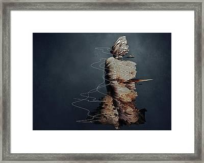 If Framed Print by PandaGunda