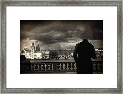 If Framed Print by Taylan Apukovska