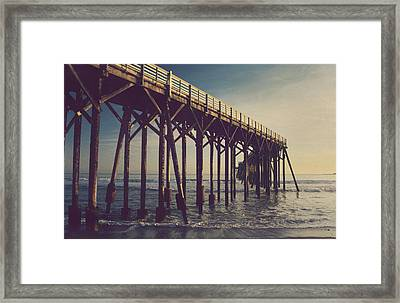 If We Find Ourselves In Love Again Framed Print by Laurie Search
