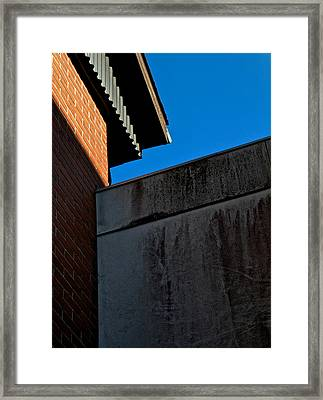 If Wishes Were Wings Framed Print by Odd Jeppesen