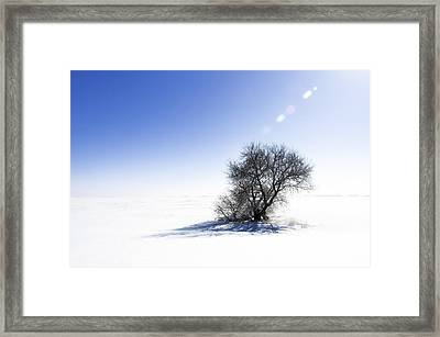 If You Don't Know Me By Now Framed Print