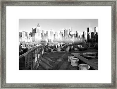 Check Please Framed Print by Diana Angstadt