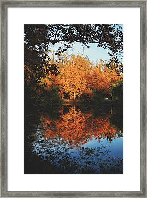 If You'd Just Stay Framed Print by Laurie Search