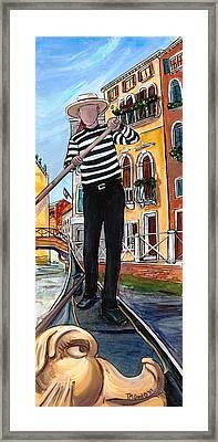 Igor Framed Print
