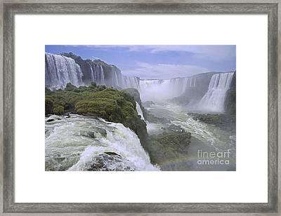 Iguazu Falls 1 Framed Print