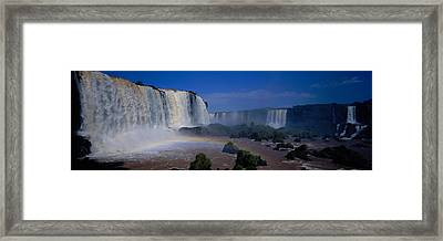 Iguazu Falls, Argentina Framed Print by Panoramic Images