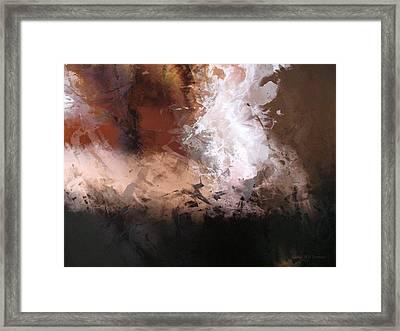 II - Hobbit Framed Print by John WR Emmett