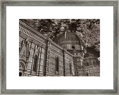 Il Duomo Framed Print