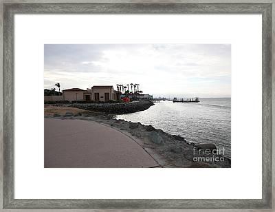 Il Fornaio Italian Restaurant In Coronado California 5d24370 Framed Print by Wingsdomain Art and Photography