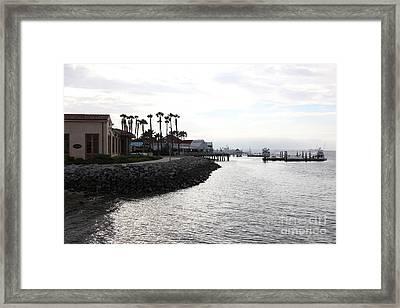 Il Fornaio Italian Restaurant In Coronado California 5d24379 Framed Print by Wingsdomain Art and Photography