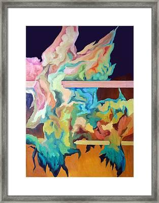 Il Vento Framed Print by Antonio Bonamici