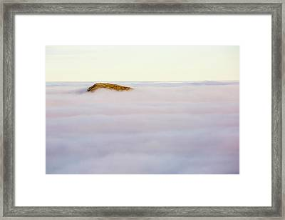 Ill Bell From Red Screes Framed Print by Ashley Cooper