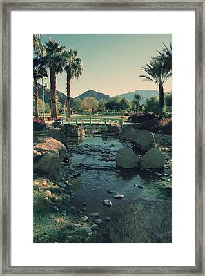 I'll Never Say Goodbye Framed Print by Laurie Search