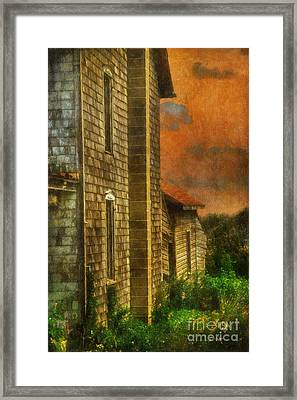 I'll Take Everything - Painterly Version Framed Print by Lois Bryan