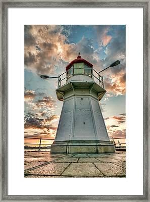 Illuminate Framed Print