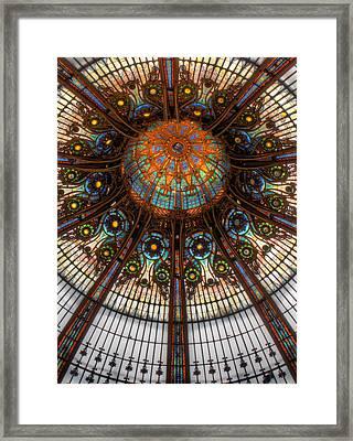 Illuminating Framed Print by Douglas J Fisher
