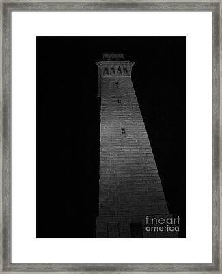 Illumination Framed Print by Barbara Bardzik