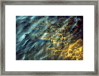 Illumination II Framed Print by Meaghan Troup